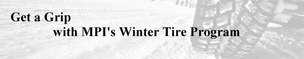 Get a grip wtih MPI's Winter Tire Program